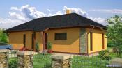 Projekty domů - Prozi 104