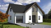 Projekty rodinných domů - Prozi 136