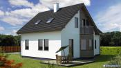 Projekty domů - Prozi 136
