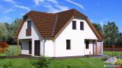 Projekty rodinných domů - Prozi 149