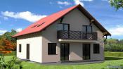 Projekty domů - Prozi 185