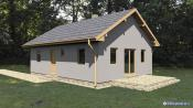 Projekty rodinných domů - Prozi 105