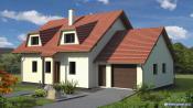 Projekty rodinných domů - Prozi 206
