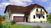 Projekty rodinných domů - Prozi 208