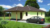 Projekty rodinných domů - Prozi 91