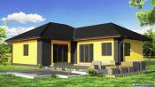 Projekty rodinných domů - Prozi 94