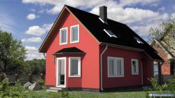 Projekty rodinných domů - Prozi 103