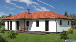 Projekty rodinných domů - Prozi 107