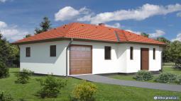 Projekty domů - Prozi 107