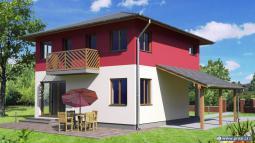 Projekty rodinných domů - Prozi 113