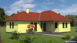 Projekty rodinných domů - Prozi 114