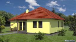 Projekty domů - Prozi 114