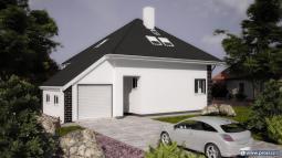 Projekty rodinných domů - Prozi 115