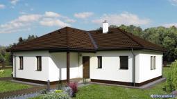 Projekty rodinných domů - Prozi 116
