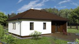 Projekty domů - Prozi 116