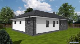 Projekty domů - Prozi 117