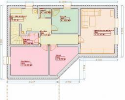 Projekty rodinných domů - Prozi 277
