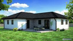 Projekty rodinných domů - Prozi 121