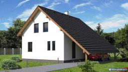 Projekty rodinných domů - Prozi 125
