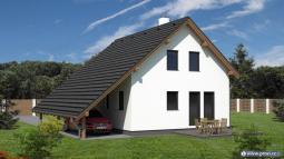 Projekty domů - Prozi 125