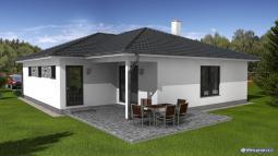 Projekty rodinných domů - Prozi 132