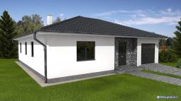 Projekty domů - Prozi 132