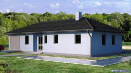 Projekt rodinného domu - Prozi 134
