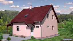 Projekty domů - Prozi 135
