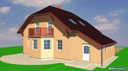 Projekty rodinných domů - Prozi 153