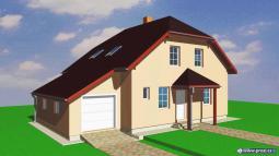 Projekt domu – Prozi 153