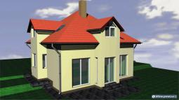 Projekt domu – Prozi 157