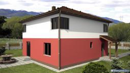 Projekty patrových domů - Prozi 160