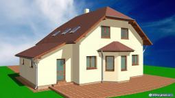 Projekt domu – Prozi 161