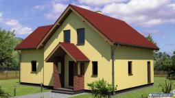 Projekty rodinných domů - Prozi 167