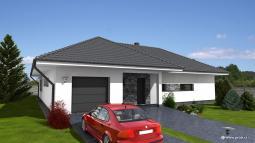 Projekty domů - Prozi 169