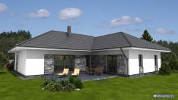 Projekty rodinných domů - Prozi 169