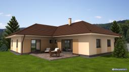 Projekty domů - Prozi 172