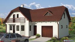 Projekty rodinných domů - Prozi 177