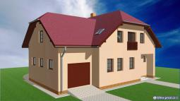 Projekt domu – Prozi 182