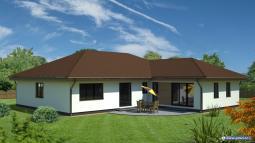 Projekty rodinných domů - Prozi 190