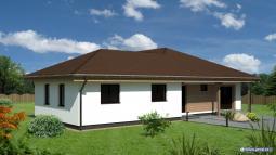 Projekty domů - Prozi 190