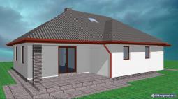 Projekt domu – Prozi 200
