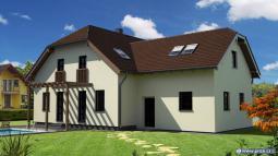 Projekt domu – Prozi 208