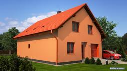 Projekt domu – Prozi 216