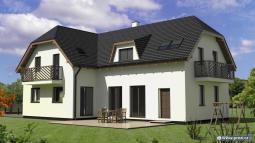 Projekty rodinných domů - Prozi 217