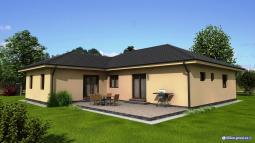 Projekty rodinných domů - Prozi 220