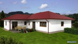 Projekty rodinných domů - Prozi 225