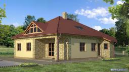 Projekt domu – Prozi 240