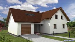 Projekty rodinných domů - Prozi 258