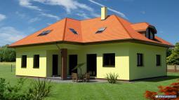 Projekty rodinných domů - Prozi 278